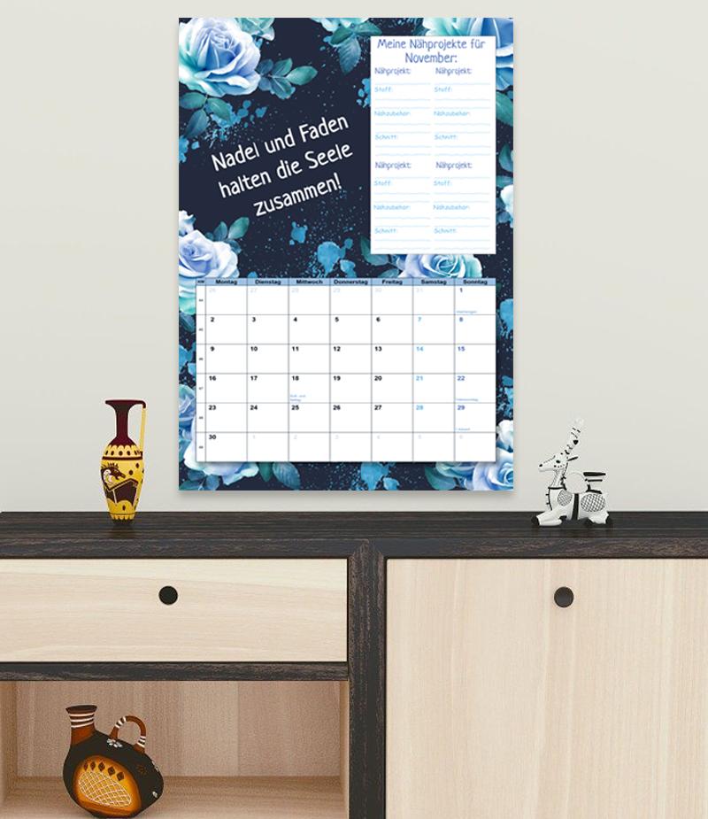 Kalenderblatt November