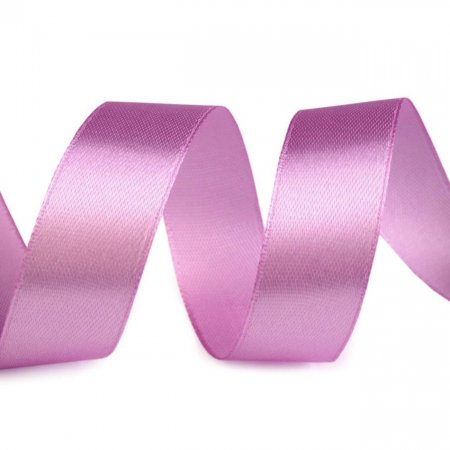 Satinband 20mm Mauve